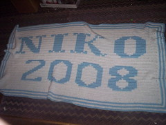 Niko\'s blanket