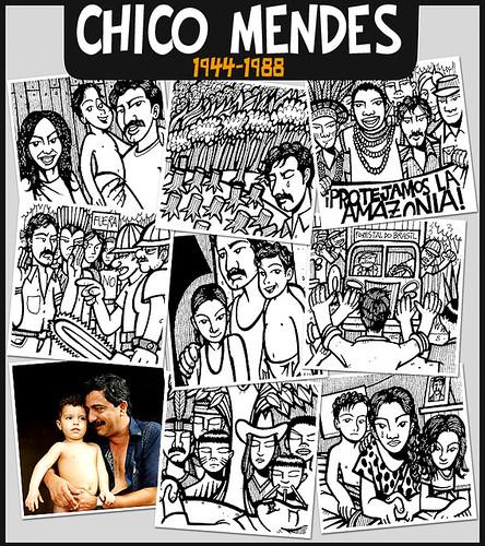 Chico Mendes.