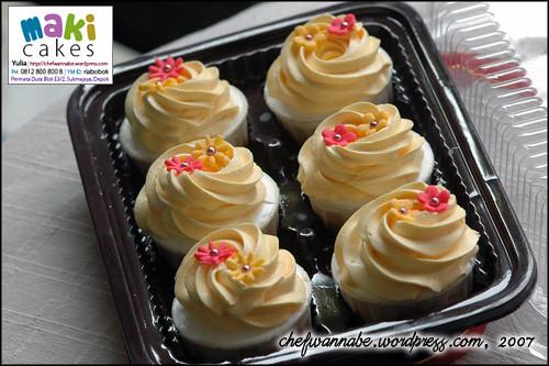 Wedding Cupcakes Gold