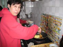 Jiu Ma cooks up a storm