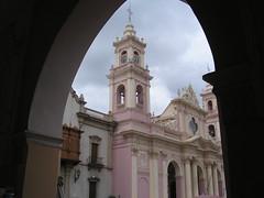 La cathedrale aux allures bonbon du pays de Barbie. Elle est tres belle.