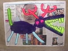 Reindeer by Bortusk Leer