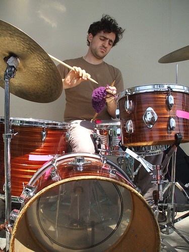 Purl Drummer