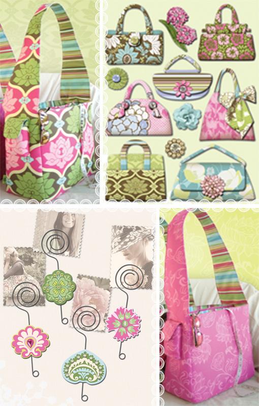 Amy Butler Craft Bags + Stuff