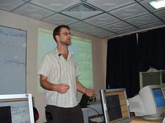 FreeMapIndia2008 @ WBUT, CCU