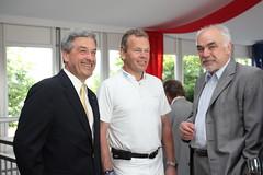 Peter Hofmann und Lars Nieberg