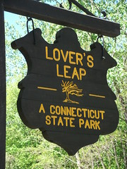 Lover's Leap State Park - Connecticut