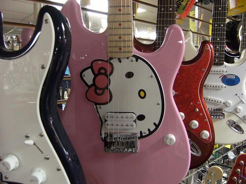 Helly Kitty Fender