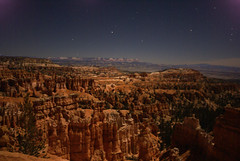 Bryce Canyon, Night