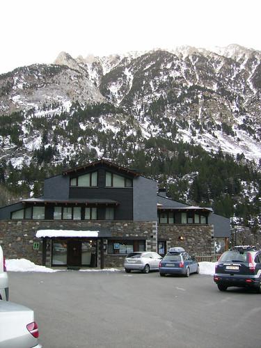 Hotel Turpí de Benasque Año Nuevo 2008