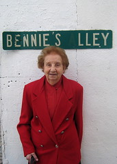 Nannie in Bennie's Alley