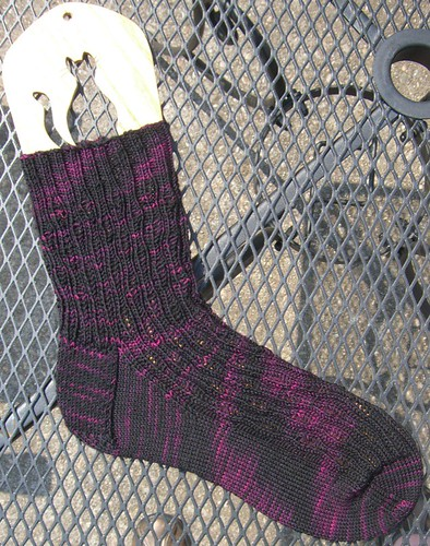 first zombie sock