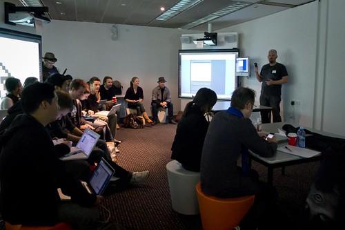 AR Dev Camp Sydney
