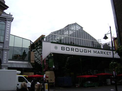 Borough Market and Roast