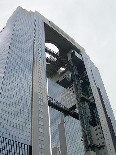 Umeda Sky Building de Osaka