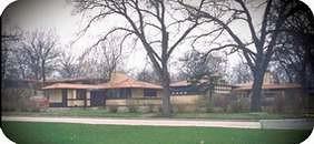 Frank Lloyd Wright. Coonley House. Riverside, EEUU. 1911.