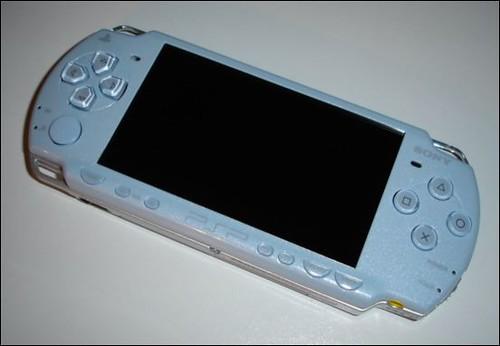 PSP Felicia Blue