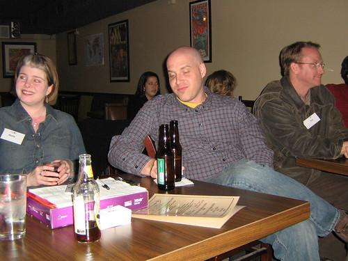 Shelly, James and Bob