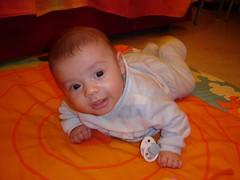 Nicola sul tappeto