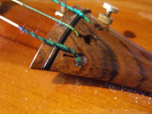 new string