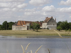 Ferme de Grandeffe à Saint-Maur (Indre)