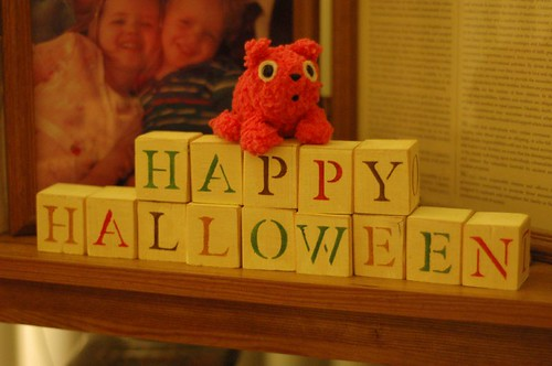 Gumball wishes you a Happy Halloween