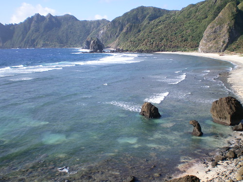 The seas of Batanes