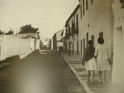 Calle Portilla en 1961