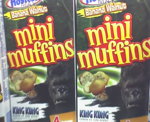 King Kong muffins