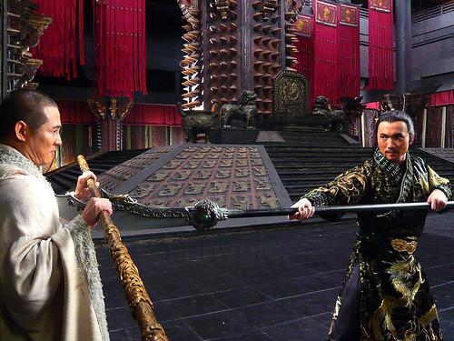 Warlord vs Monk