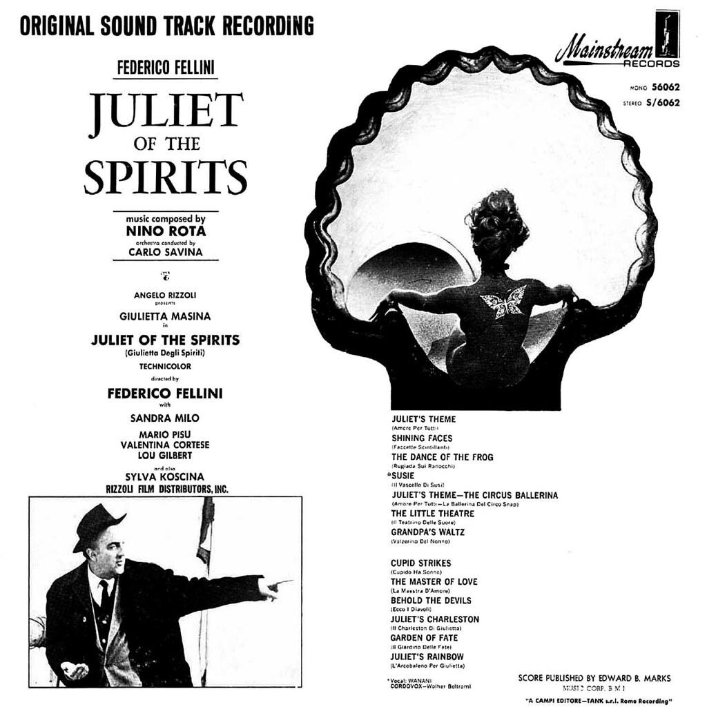 Nino Rota - Giulietta degli spiriti