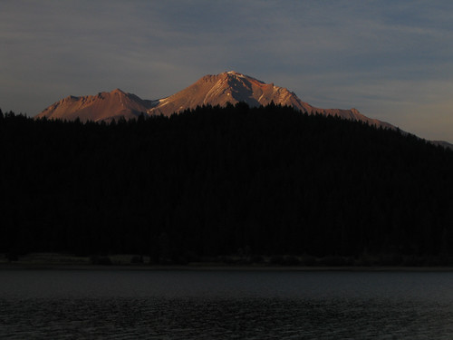 Day 02 - Mt Shasta Sunset