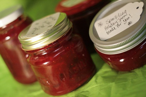 Holiday Sparkling Jam
