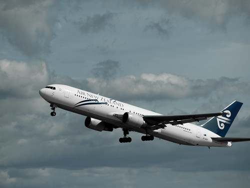 Air New Zealand - Boeing 767-300