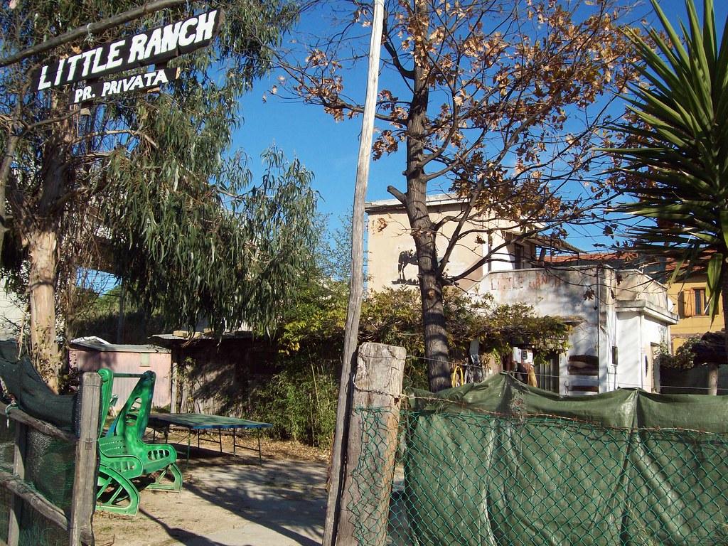 Entrata del Little Ranch