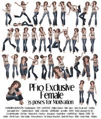 PF10 Exlusive Female