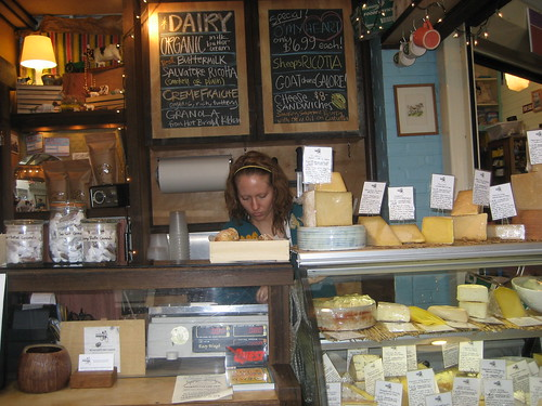 Saxelby Cheesemongers
