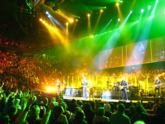 Bon Jovi Concert Stage