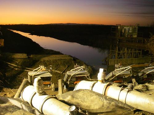 Prospect Island Pumps