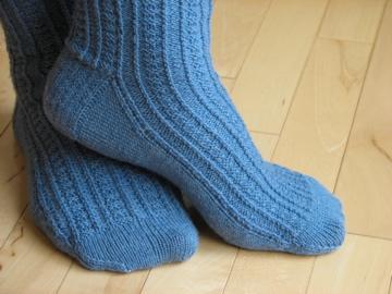 Retro Ribs Socks stand