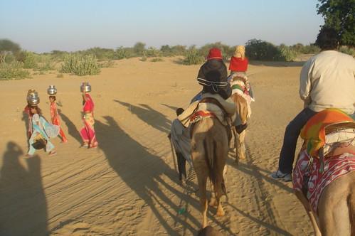 騎駱駝1-6