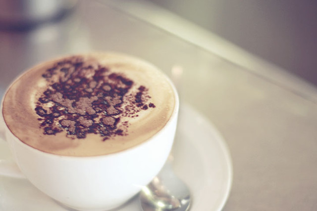 Weekend Breakfasts and Cappuccino