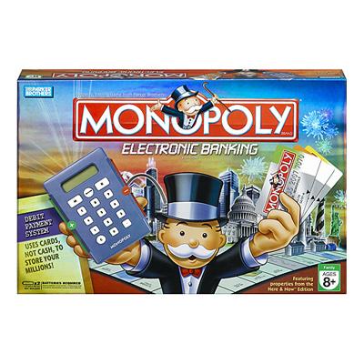 Electronic Monoploy