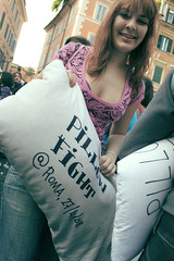 Roman pillow fight - III edizione