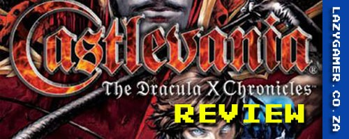 Castlevania Dracula X Chronicles Reviewed Psp