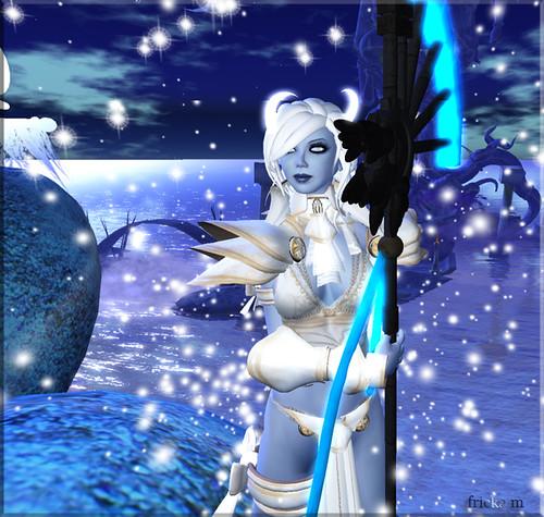 Blue Fantasy 7