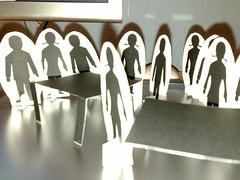 cardboard cut-out class room 3