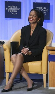 Condoleezza Rice - World Economic Forum Annual Meeting Davos 2008, World Economic Forum/Flickr