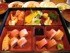 miya sushi in Butler Plaza Shopping Center-