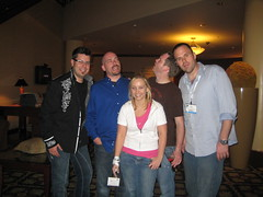 Ken Jurina, Michael McDonald, Tiffany Doughty, some WebProNews Guy, and Loren Baker